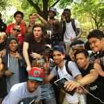 New York, Hells Kitchen, kids on the block,