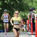 New York, Central Park, Runners Day Women