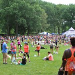 New York, Central Park, Run for Life