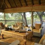 Sabi Sabi Bush-Lodge Deck & Pool