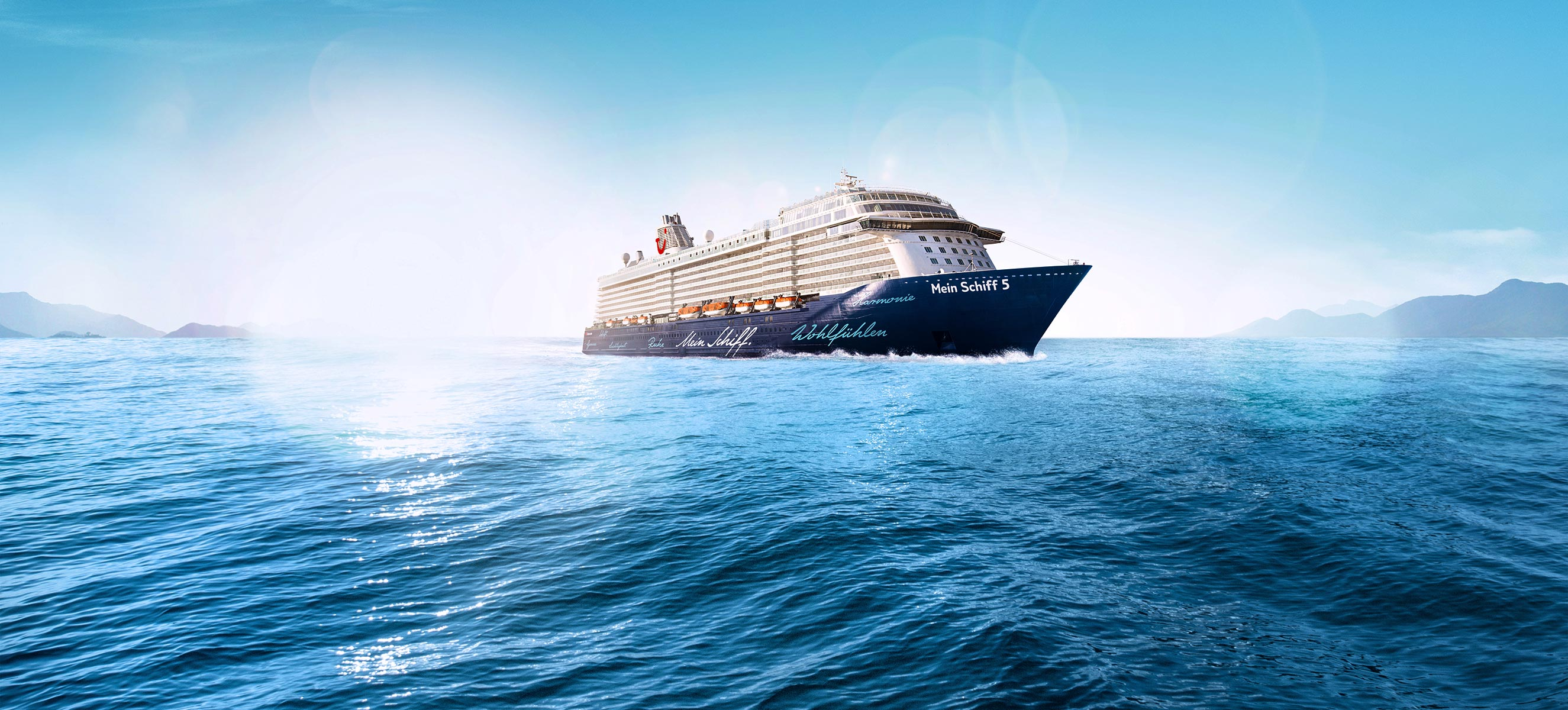 Mein Schiff 5, TUI-Cruises