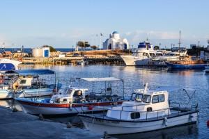 Hafen Zypern