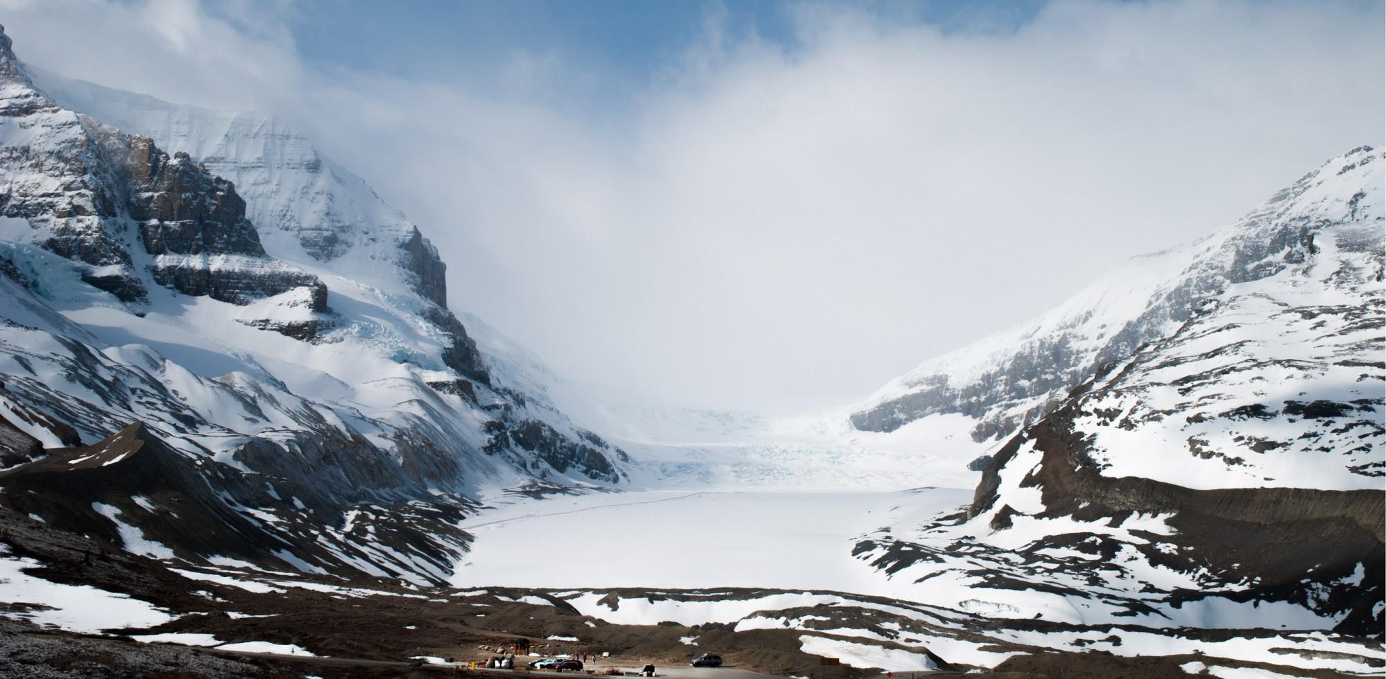 Athabasca Glacier Kanada