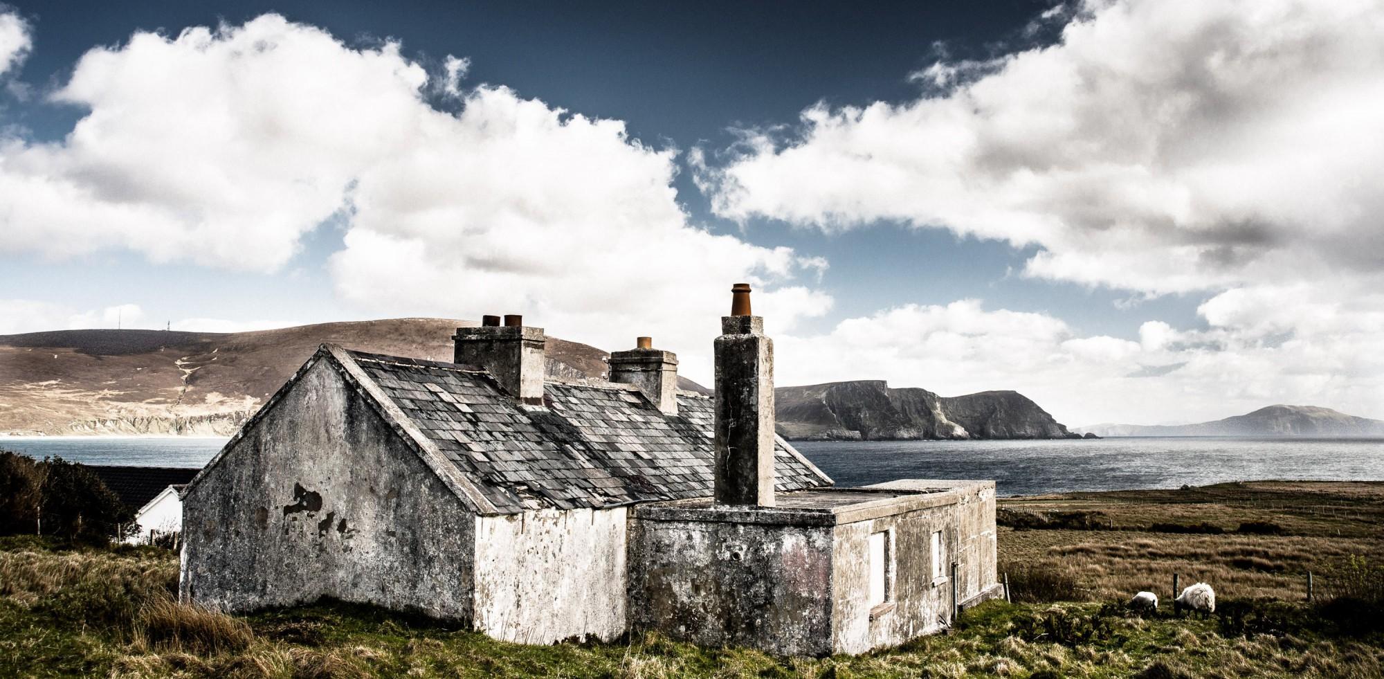 Irland Küstenlandschaft