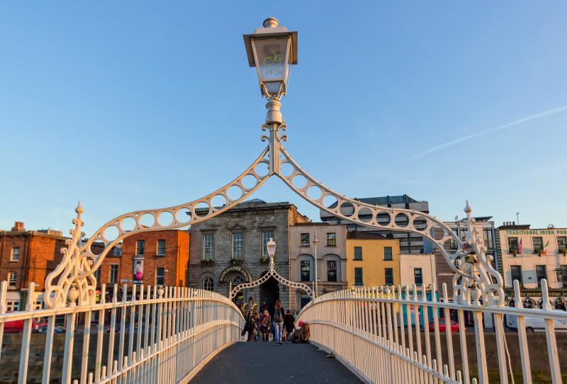 Brücke Dublin