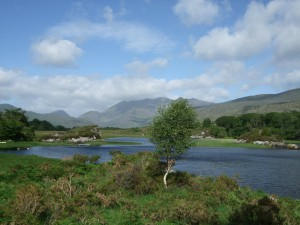 Nationalpark in Killarney