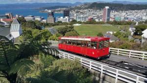 Wellington's Stadtbahn