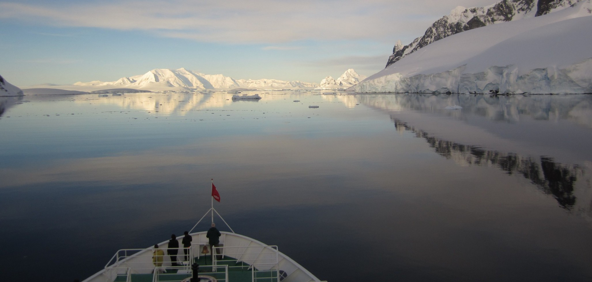 Expedition zum Südpool