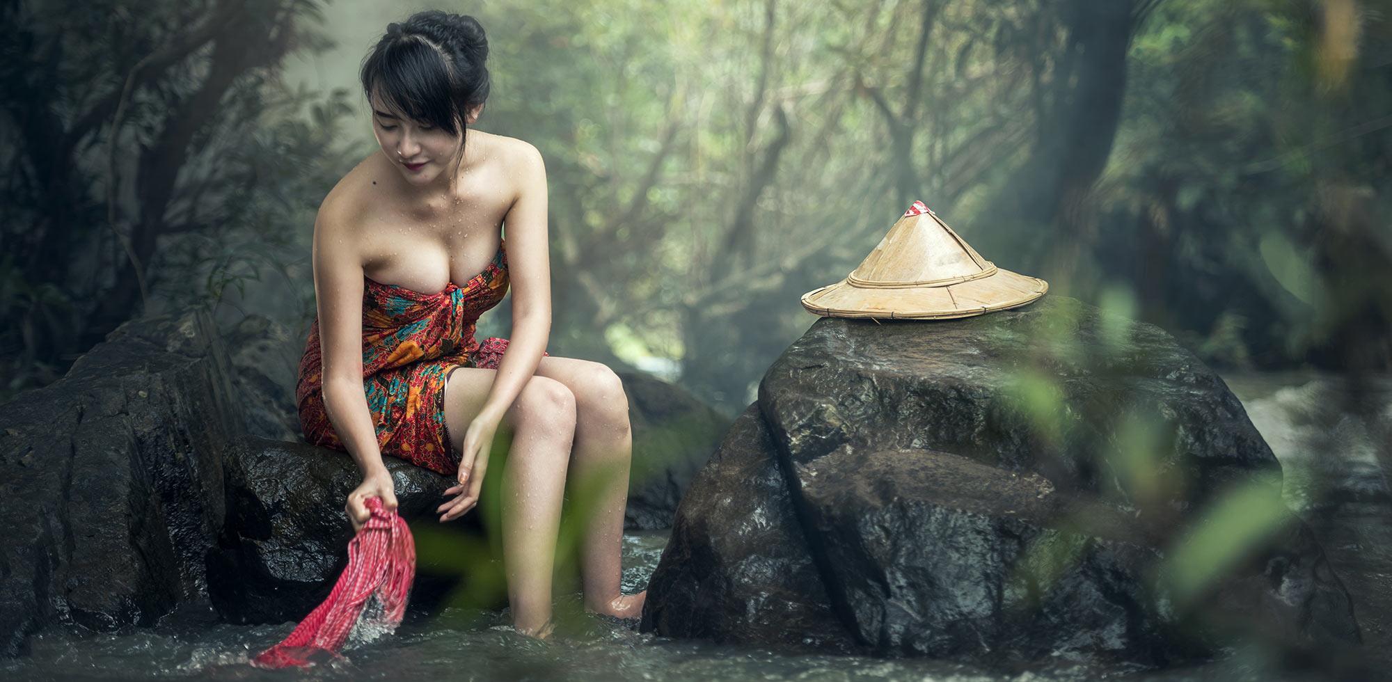 Asien romantisch