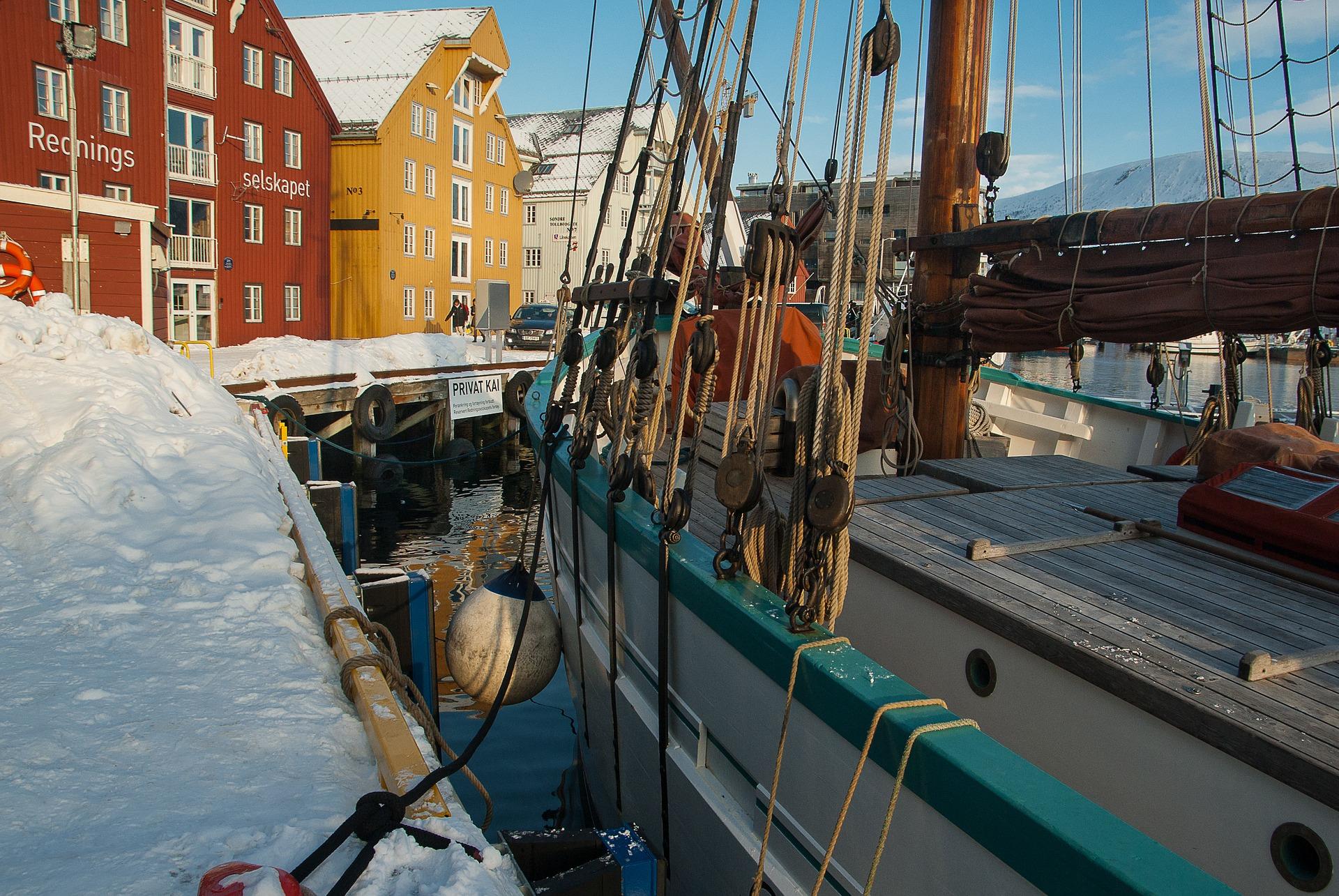 Hafen Norwegen