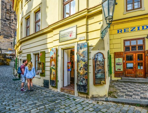 A 'Coffee to go' in Prague? Why is Prague's coffee the best?
