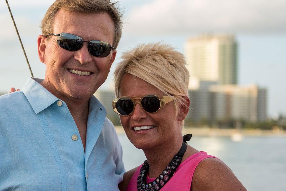GM Adriaan Radder & GM Susanne Hatje