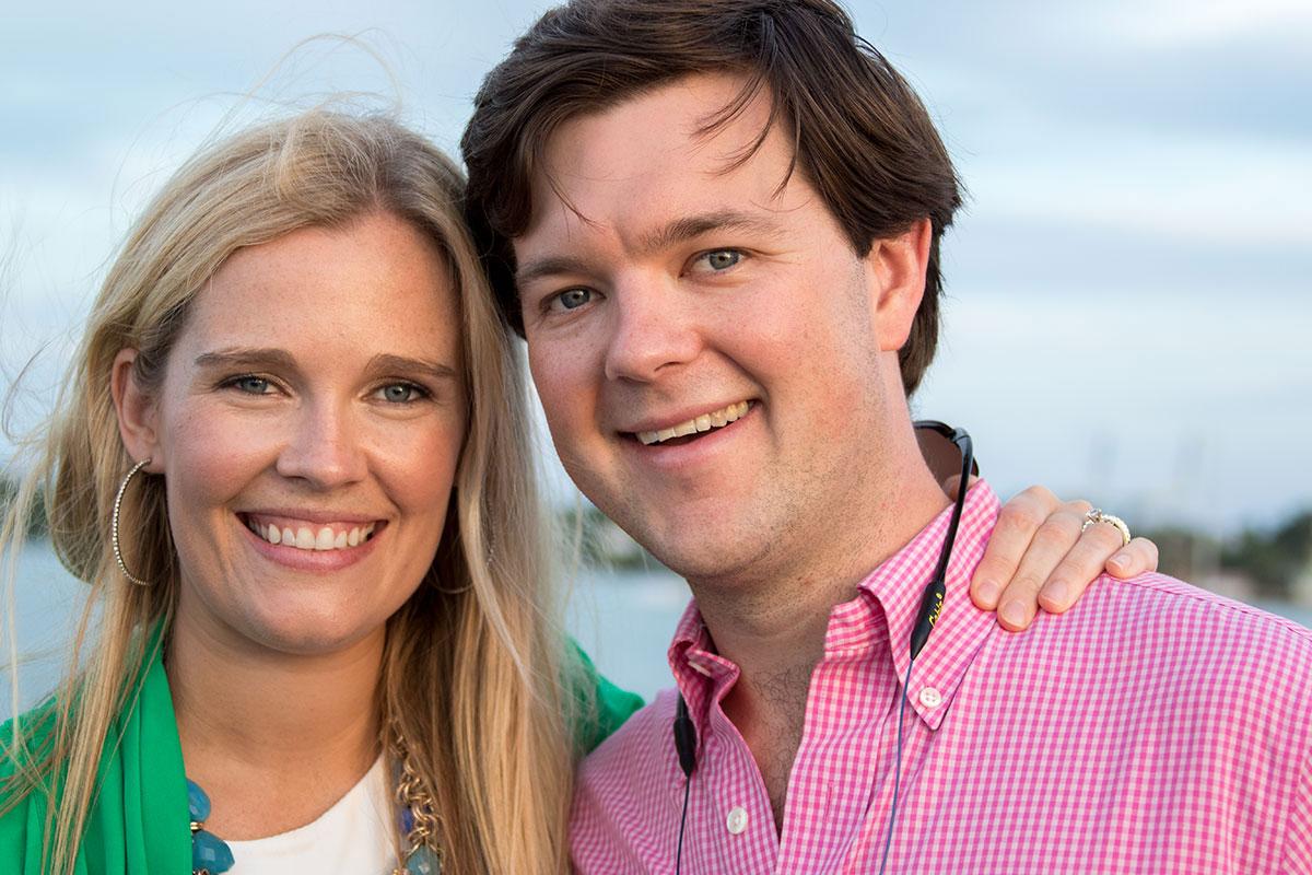 Mrs. Katherine & Mr. Charlie Norton