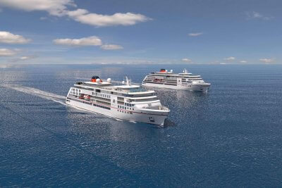 Hapag Lloyd Cruises Expeditionsneubauten