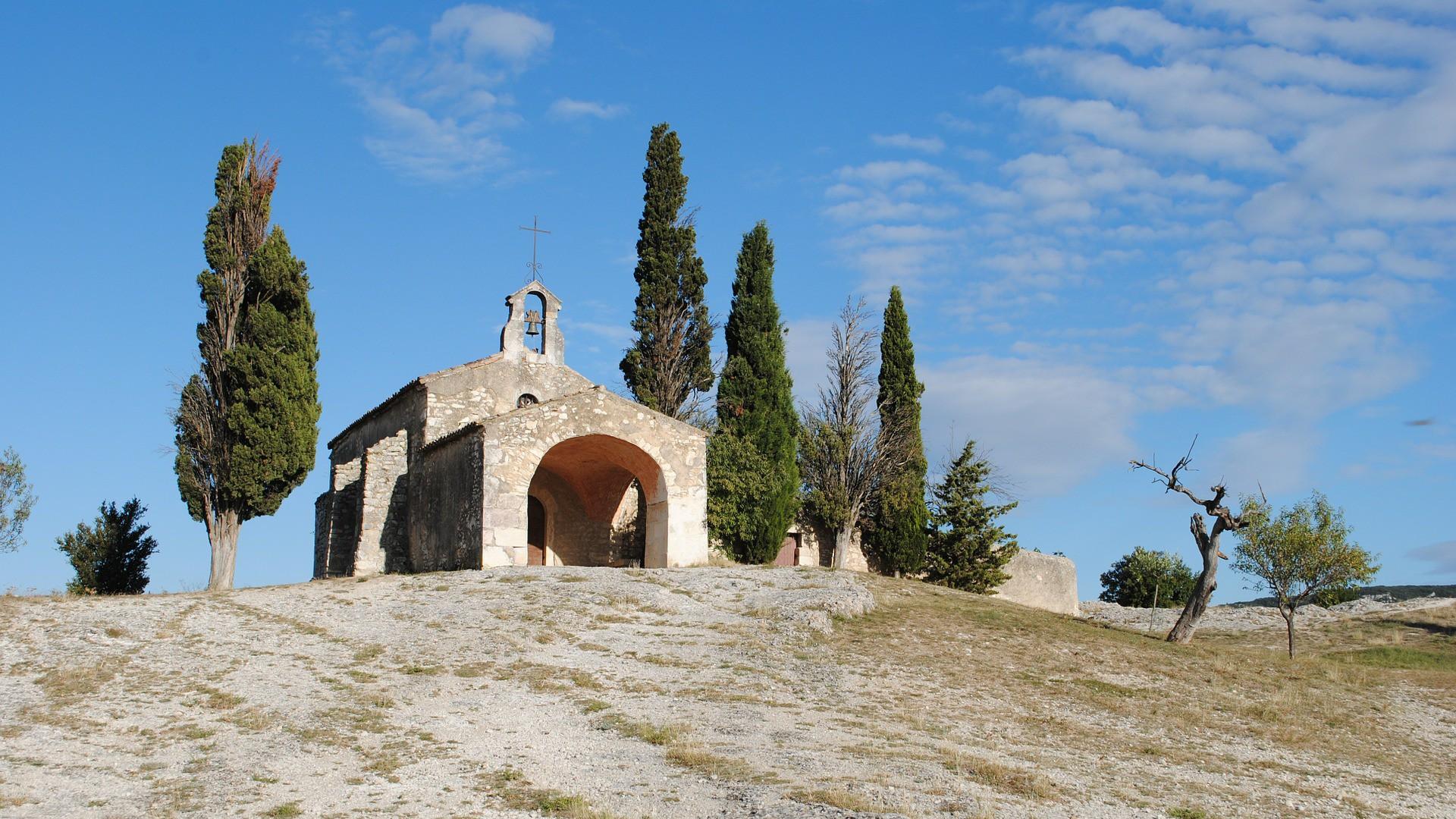 Kapelle Alpilles