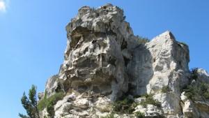 Kalksteinkette Alpilles