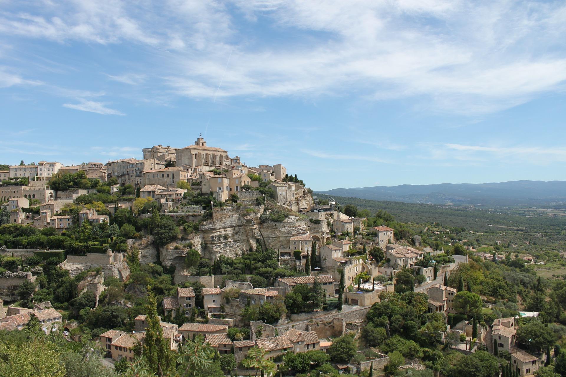Reise Provence