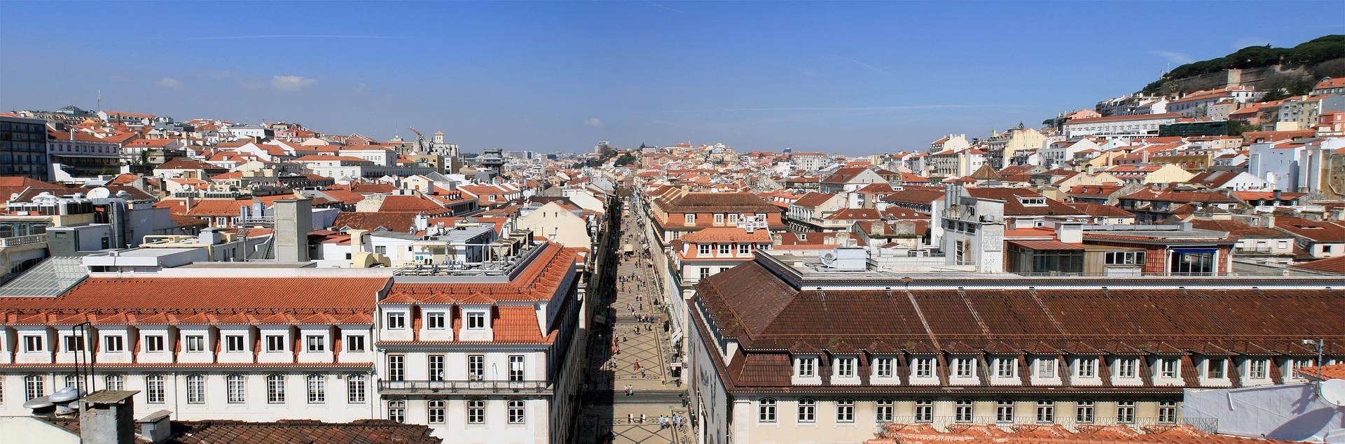 Lissabon Ausblick