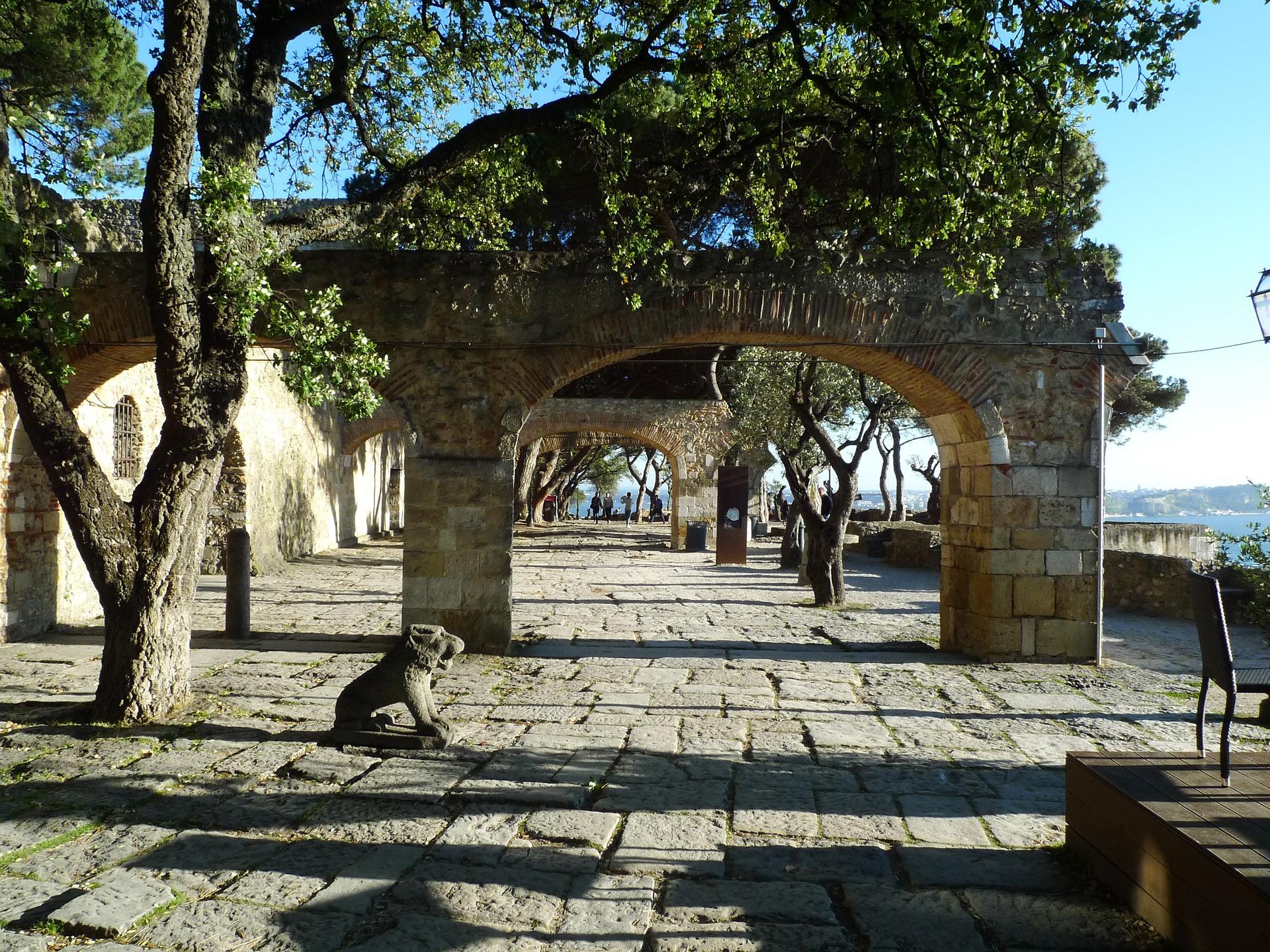 Lissabon Spaziergang