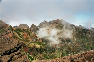 Wandern auf Madeira: Nach einem langen Wandertag werden Sie mit einem solchen Ausblick belohnt!