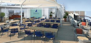 © TUI Cruises: Außenalster Bar & Grill