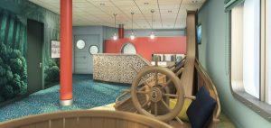 © TUI Cruises: Der Kids-Club an Bord der Mein Schiff 6