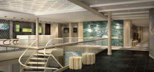 © TUI Cruises: Wellnessbereich an Bord der Mein Schiff 6