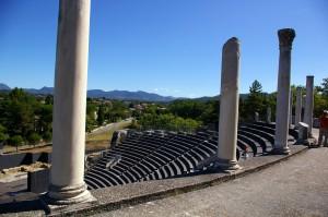 Vaison la Romaine römisches Theater