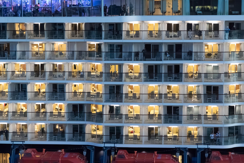 Mein Schiff 6 - ein schwimmendes Hotel mit hohem Komfort