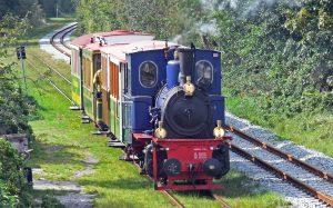 Eisenbahn Borkum