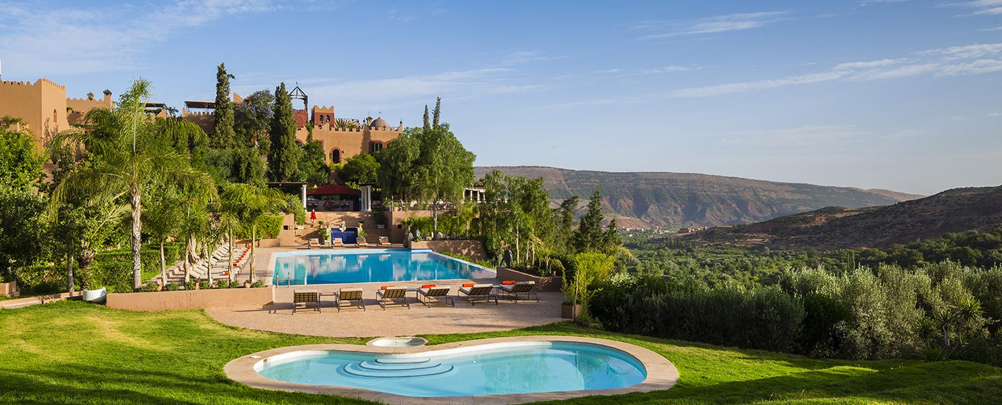 © Virgin Limited Edition: Das Resort Kasbah Tamadot