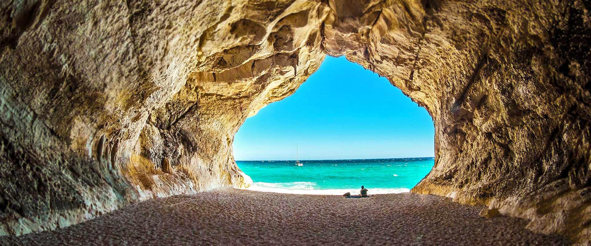 Sardinien Küste, Meer