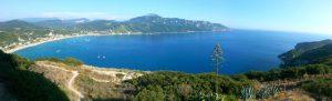 Korfus schönste Buchten