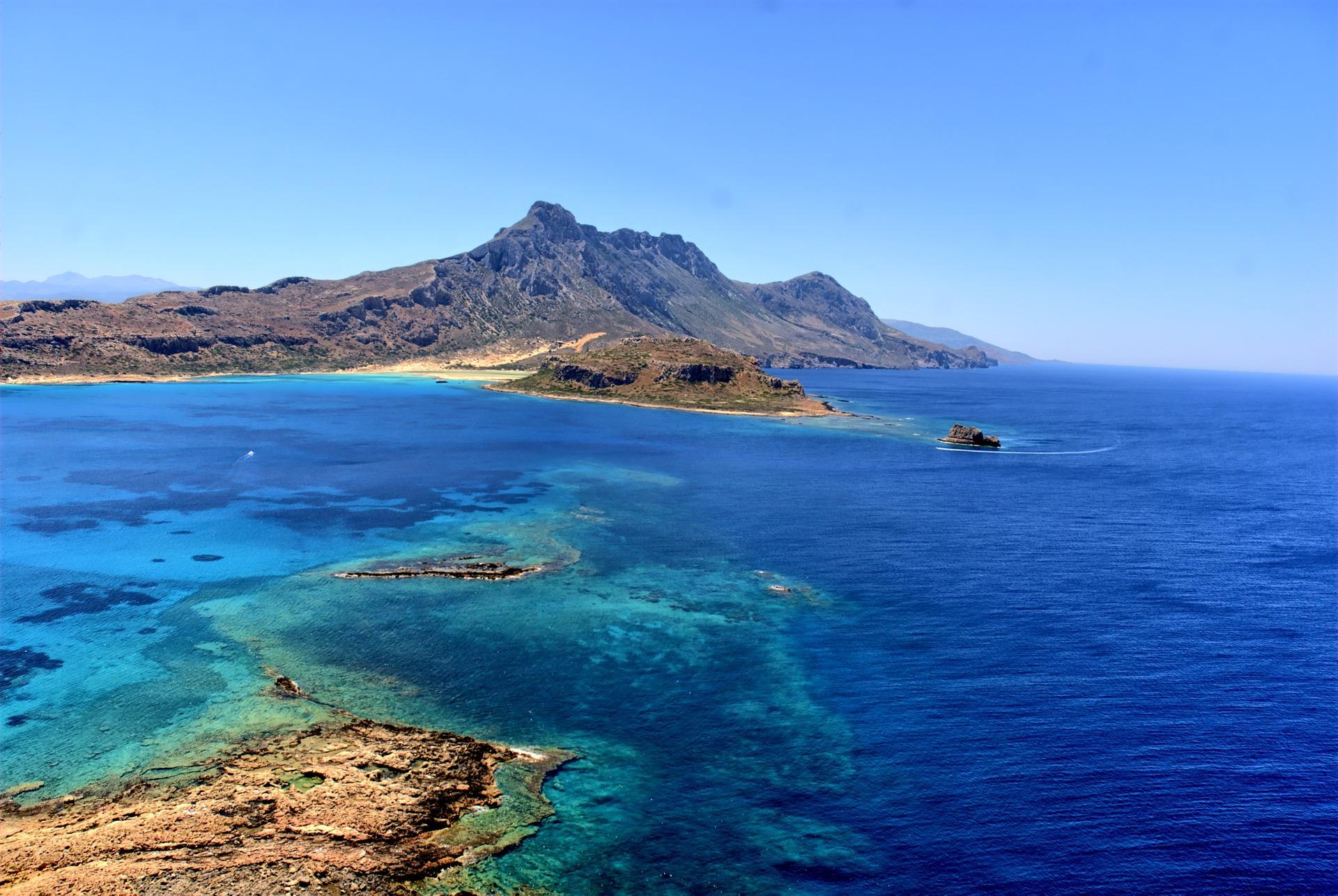 Die Urlaubsinsel Kreta