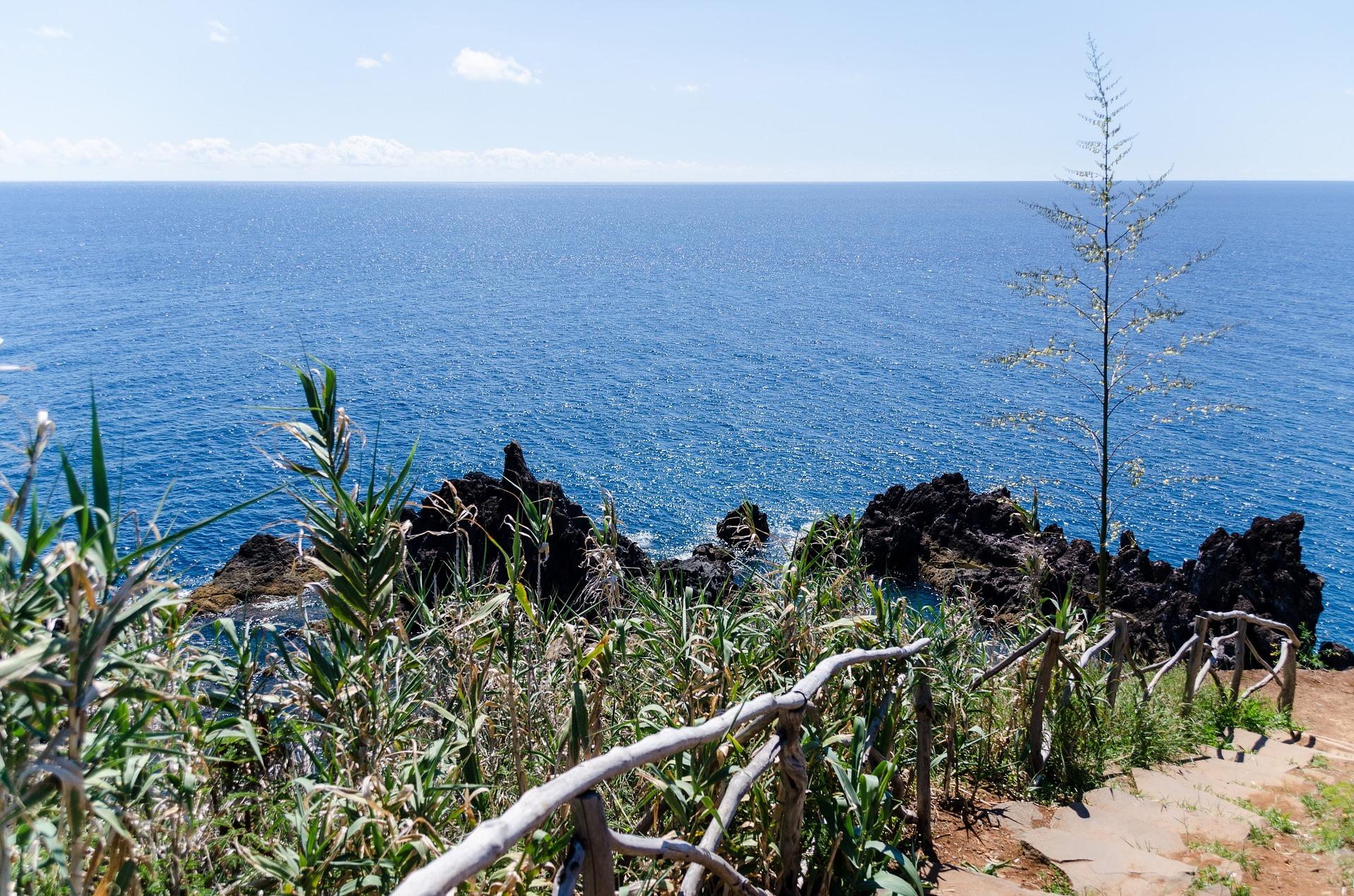 Madeira bietet viele Steilwanderungen