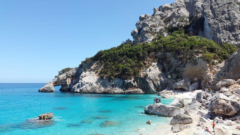 Wanderung zur Cala Goloritze auf Sardinien