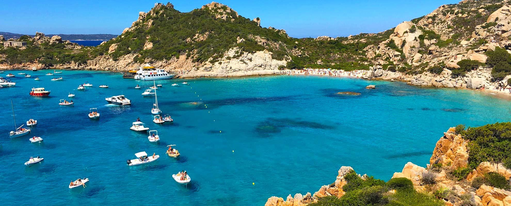 Auf Sardinien lässt es sich Urlaub machen