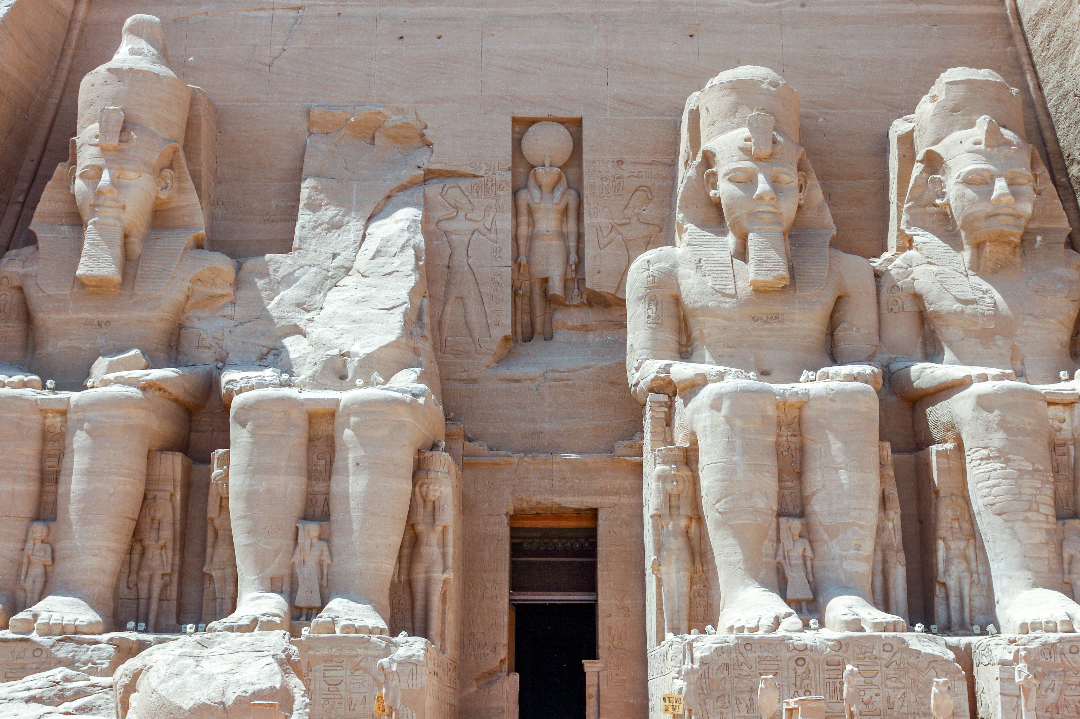 Auf den Spuren der alten Pharaonen in Ägypten