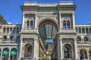 Mailands Galleria Vittorio Emanuele