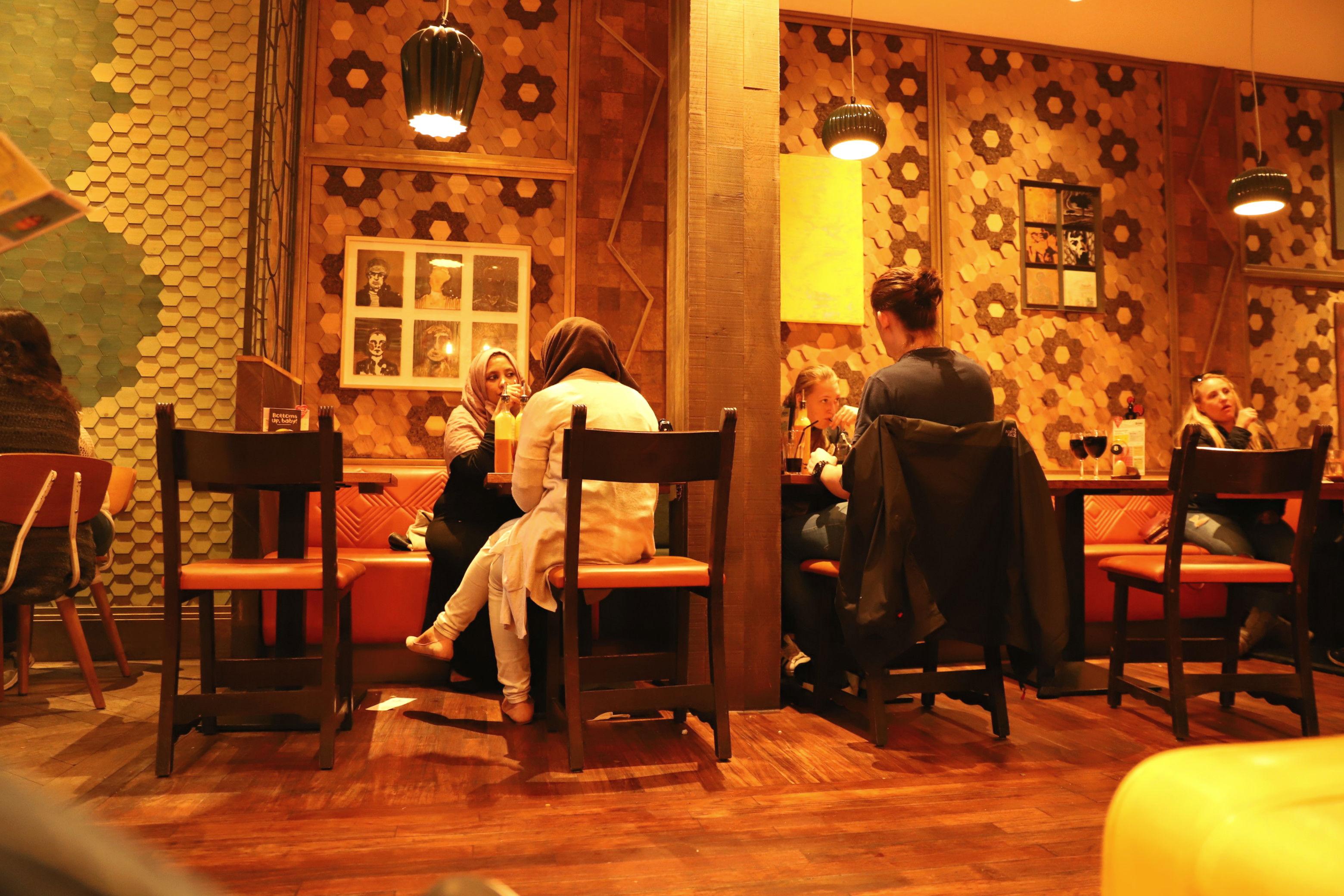The Nando's in London