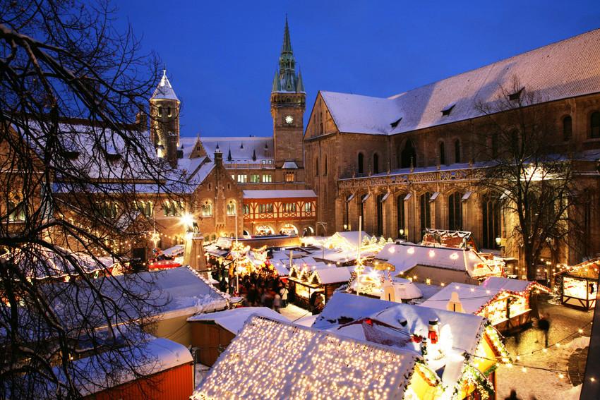 © Braunschweig Stadtmarketing GmbH / b² werbung & design: Der Braunschweiger Weihnachtsmarkt
