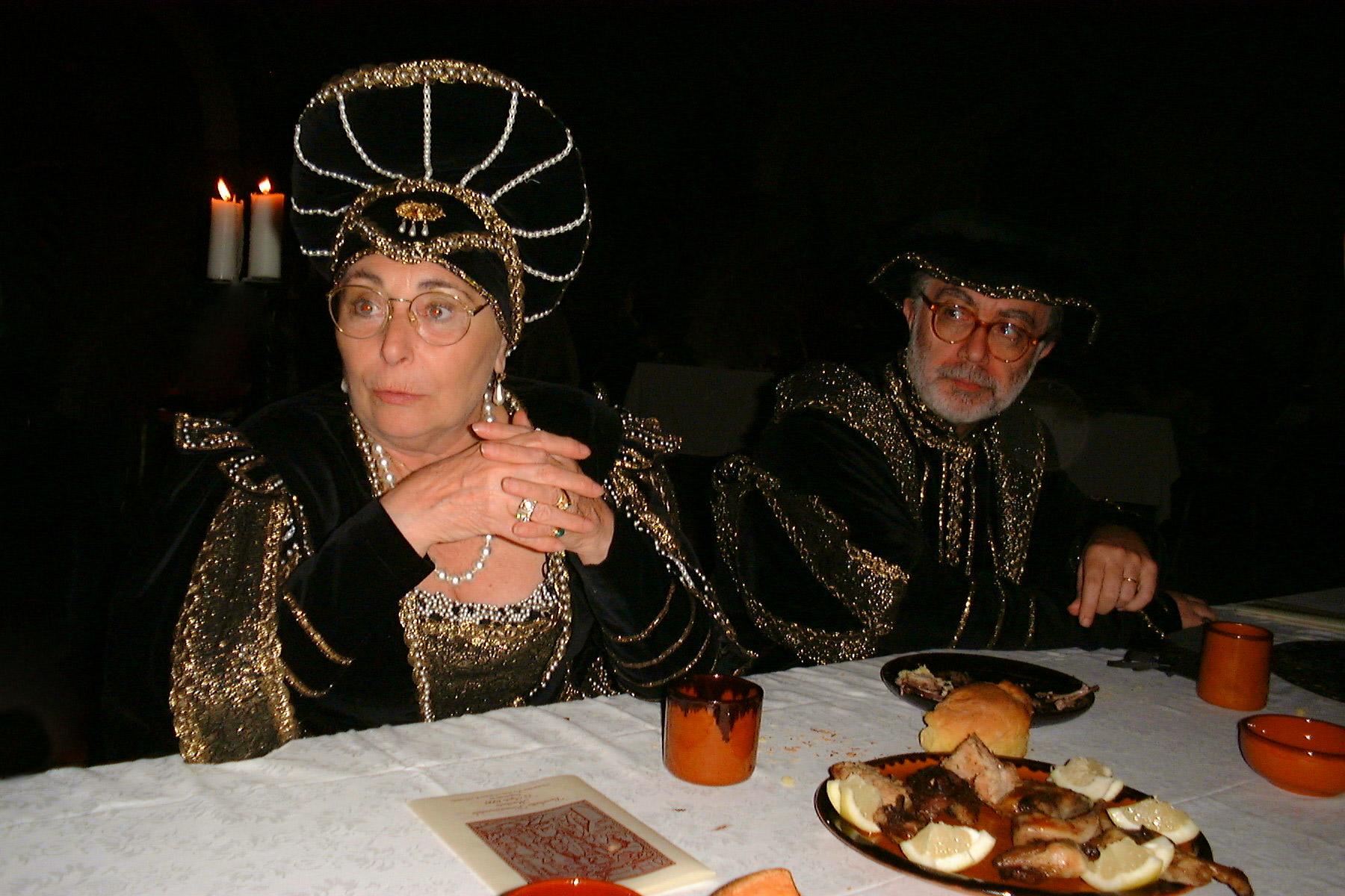 Mondavio Medici Burgfest