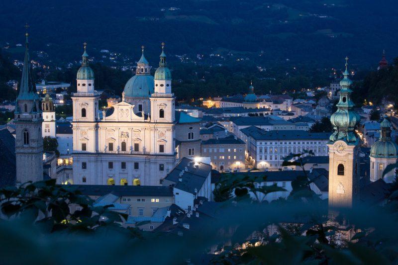 Die tollsten Ausgehmöglichkeiten finden Sie in Salzburg