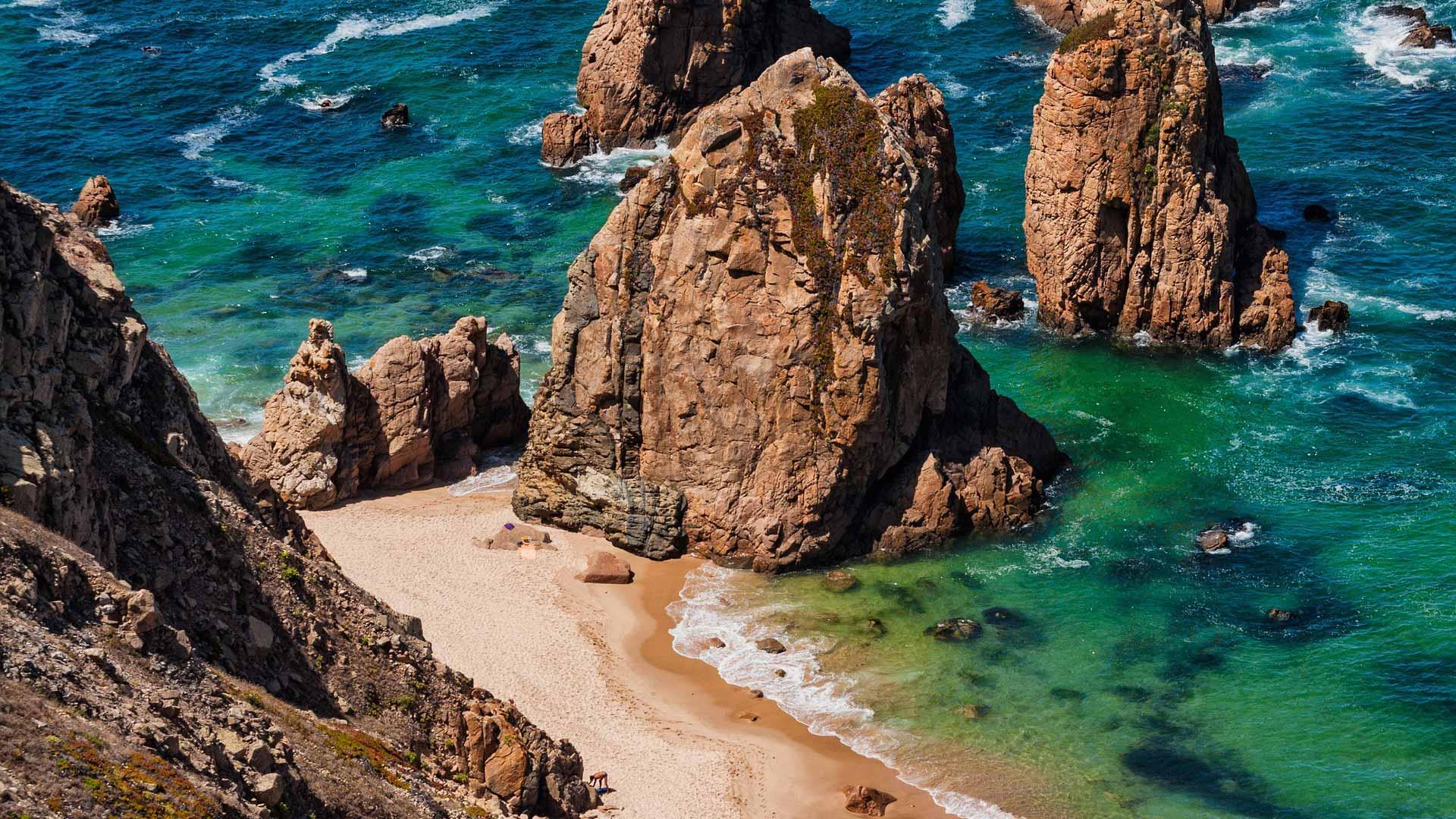 Algarve Portugal Küste
