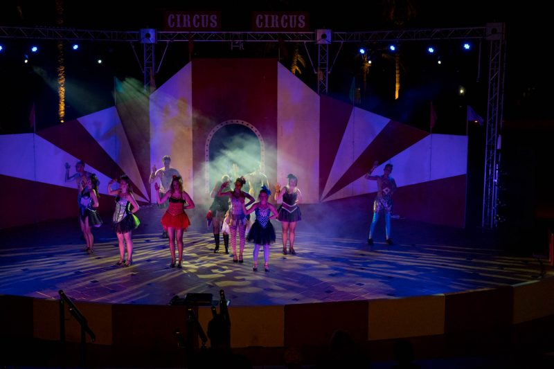 "Club Aldiana Fuerteventura Entertainment-Show ""Circus Circus"""