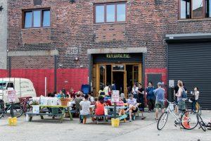 Das Key Lime Pie in Brooklyn