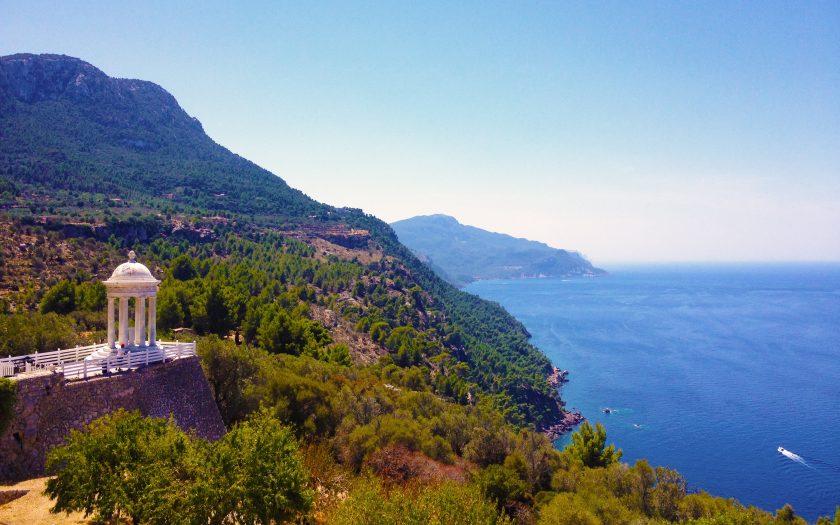 Mallorca: Blick über die Insel