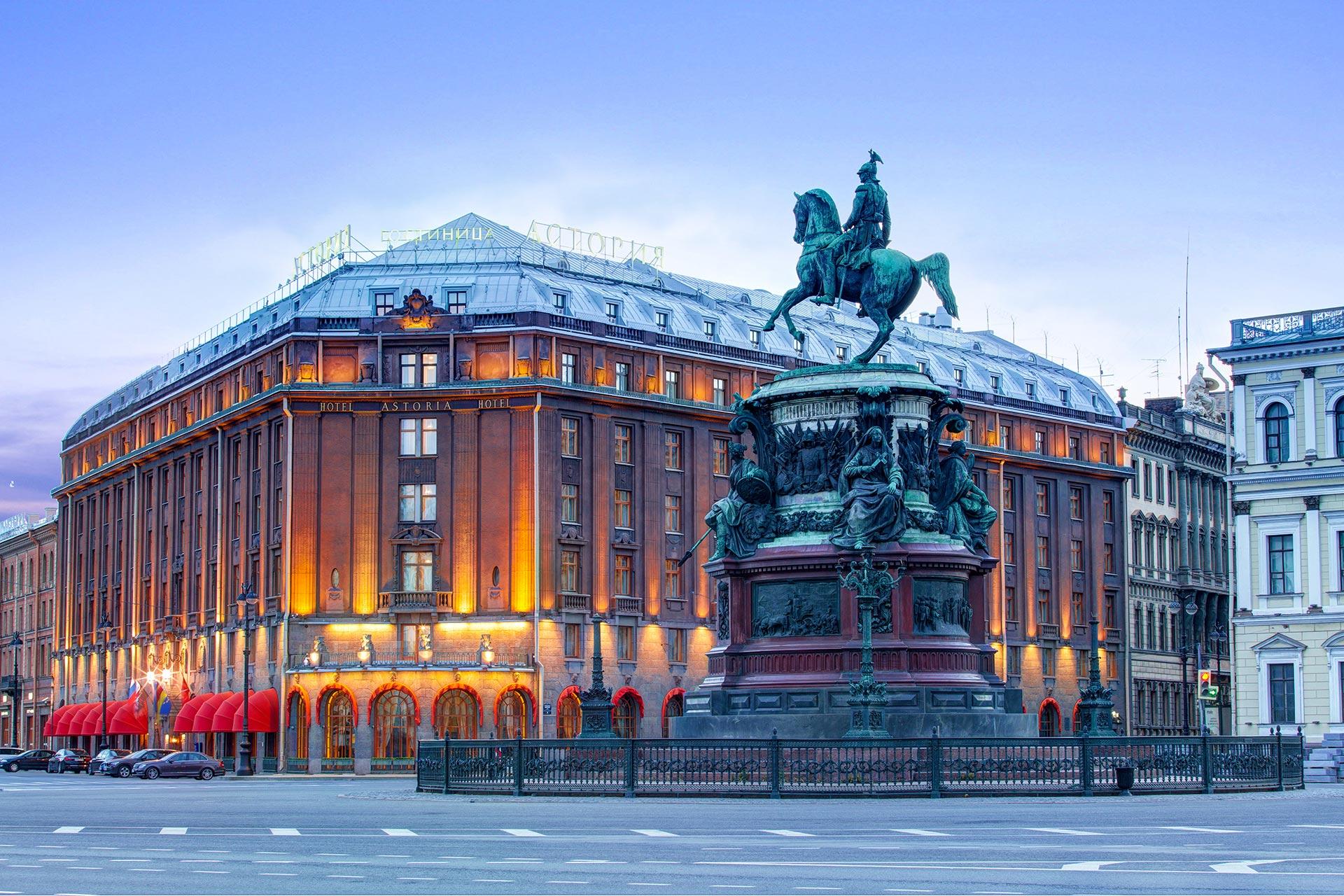 Rocco Forte St. Petersburg