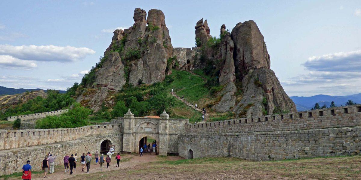 Belogradchik in Bulgarien