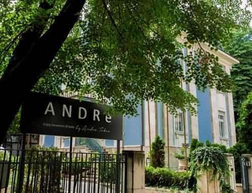 Tip und Top: Das Restaurant ANDRé in Sofia, Bulgarien